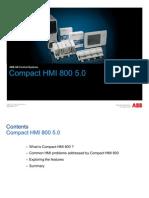 3 Bse 042898 f en Compact Hmi 800-Presentation