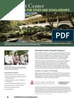 2010-11 Opportunities for Study Flier Medres
