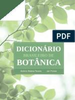 Dicionario brasileiro de Botânica Letra A