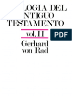 24499014 Gerhard Von Rad Teologia Del Antiguo Test Amen To Vol II