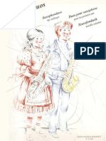 Saxophone Duos From Beginners