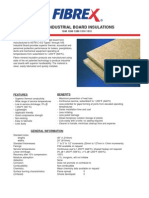 Fbx Industrial Board Insulations