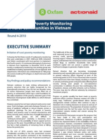 Rural Poverty Monitoring Report_round 4_Executive Summary