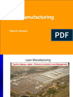 Toyota Production System Lean