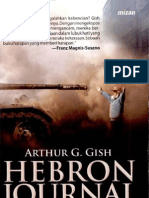 Hebron journal  Oleh Arthur G. Gish