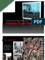 Plazuela San Pedro