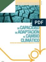 CREACIÓN DE CAPACIDAD DE ADAPTACIÓN AL CAMBIO CLIMÁTICO EN LA PESCA