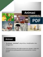 Visual Storytelling - Animasi