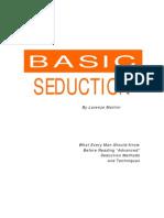 Basic Seduction