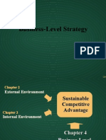 Business Level Strategy-Hitt