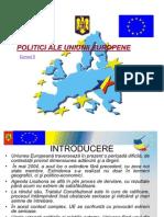 Curs 5 - Politici UE