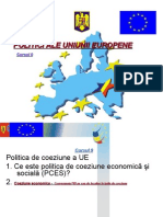 Curs 9 - Politici UE