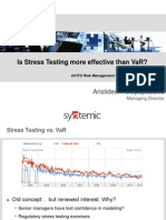 Systemic - Stress Testing Ucits