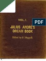 Julius Andre's Organ Book