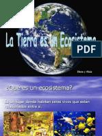La Tierra Es Un Ecosistema