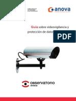 Guía sobre videovigilancia y protección de datos personales
