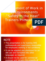 Heat Stress Presentation