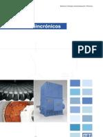 WEG Motor Sincronico 643 Catalogo Espanol