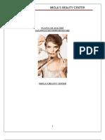Planul de Afacere Imola's Beauty Center