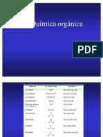 quimica orgánica UTN