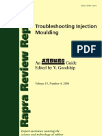 Troubleshooting Injection Moulding