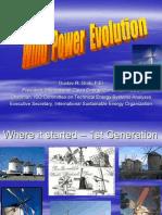 Evolution of Wind Power Ppt