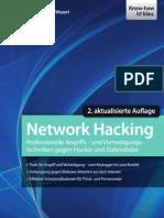 Network.hacking Professionelle.angriffs .Und.verteidigungstechniken.gegen.hacker.und.Datendiebe.edition.2