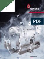 PRN-D Reverse flame tube boiler