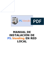 Manual de Instalación en RED (PS.Vending)