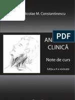 Anatomie Clinica