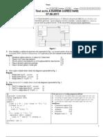 [InfoIasi][FII][POO] Model examen+barem (iunie 2011 - A)