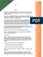 Conseils 10_10_10 - Développement Binaire & Social