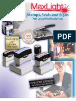 Stamp Something - Legal XL2 Catalog