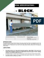K-Block Tech Spec_Dito