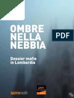 Ombre nella nebbia - le mafie in Lombardia