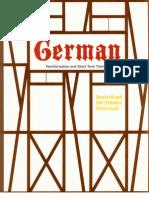 FSI - German FAST - Student Text