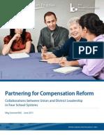 Partnering for Compensation Reform