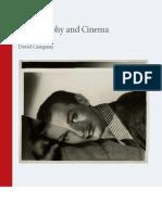 Photography and Cinema (2008) David Campany