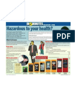 Hazardous to Your Health?