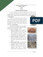 Resumo - 11º Ano - Rochas Sedimentares