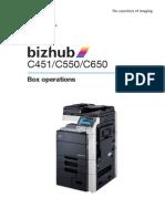Postroom Colour Printer