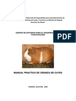 Manual Crianza de Cuyes