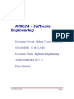 MK MI0024 SET II Software Engineering Assign Done