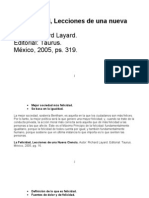 Richard Layard, La Felicidad[1]