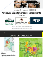Antioquia Living Lab
