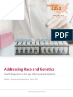 Addressing Race and Genetics
