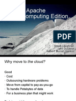 Apache Cloud Computing Edition