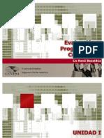 Evaluación y Programación Conductual