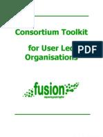 Consortium Toolkit for ULOs - Consortia Set-up Checklist