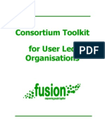 Consortium Toolkit for ULOs - Consortia Agreements